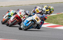 FIM CEV REPSOL - MOTO 2 Royalty Free Stock Images