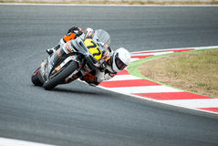 FIM CEV REPSOL - RICARD CARDUS Royalty Free Stock Photo