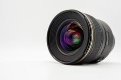 Fim da lente de câmera acima Imagens de Stock