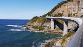 Fim da ponte do penhasco do mar acima filme