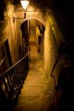 Fim de Edimburgo imagem de stock royalty free