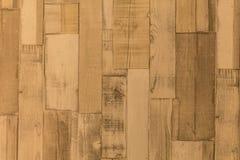 Fim de madeira da textura da parede de Brown acima imagens de stock