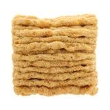 Fim do quadrado do cereal acima Imagem de Stock