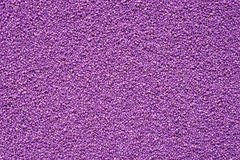 Fim extremal da areia roxa acima fotografia de stock royalty free