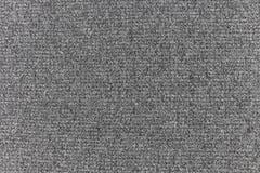 Fim macio de Grey Fabric acima fotografia de stock royalty free