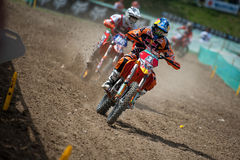 FIM Motocross World Championship WMX 2011 Senkvice Stock Photo