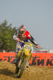 The FIM MXGP Motocross Wolrd Championship Grand Prix of Thailand Stock Image