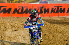 The FIM MXGP Motocross Wolrd Championship Grand Prix of Thailand Royalty Free Stock Photography