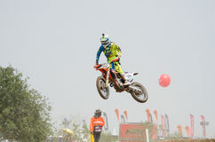 The FIM MXGP Motocross Wolrd Championship Grand Prix of Thailand Royalty Free Stock Images