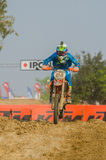 The FIM MXGP Motocross Wolrd Championship Grand Prix of Thailand Stock Images
