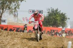 The FIM MXGP Motocross Wolrd Championship Grand Prix of Thailand Stock Photography