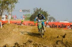 The FIM MXGP Motocross Wolrd Championship Grand Prix of Thailand Royalty Free Stock Image