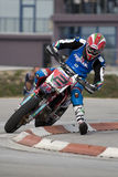 fim-nationsupermoto Royaltyfria Foton