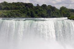 Fim sonhador acima de Niagara Falls Foto de Stock