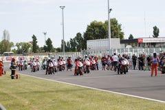 FIM Superbike World Championship – Race 1 Royalty Free Stock Photo
