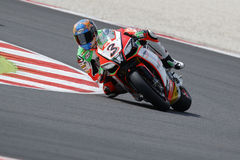 FIM Superbike World Championship - Free Practice 3th Session Royalty Free Stock Photos