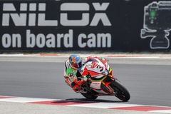 FIM Superbike World Championship - Free Practice 4th Session Royalty Free Stock Image