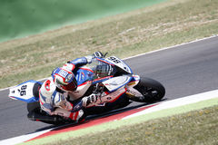 FIM Superbike World Championship - Free Practice 4th Session Royalty Free Stock Photography