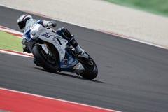 FIM Superbike World Championship - Free Practice 3th Session Stock Photography
