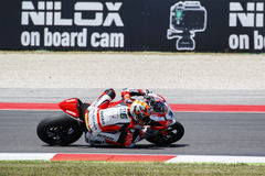 FIM Superbike World Championship - Free Practice 4th Session Stock Photos