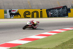 FIM Superbike World Championship - Free Practice 3th Session Royalty Free Stock Photo