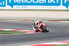 FIM Superbike World Championship - Free Practice 3th Session Stock Photo