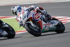 FIM Superbike World Championship - Free Practice 3th Session Stock Photos