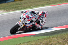 FIM Superbike World Championship - Free Practice 4th Session Stock Images