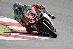 FIM Superbike World Championship – Race 1 Royalty Free Stock Image