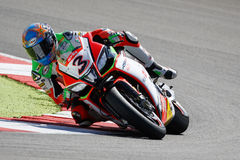 FIM Superbike World Championship – Race 1 Royalty Free Stock Photos