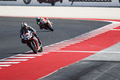 FIM Superbike World Championship – Race 1 Stock Images