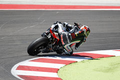 FIM Superbike World Championship - Race 2 Stock Photography