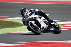 FIM Superbike World Championship - Race 2 Royalty Free Stock Image