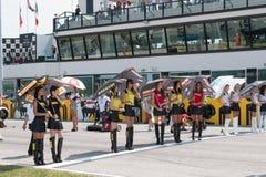FIM Superbike World Championship - Race Stock Photo