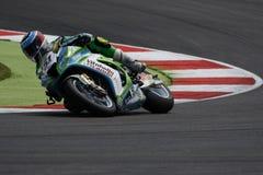 FIM Superbike World Championship - Race 2 Royalty Free Stock Photography