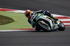 FIM Superbike World Championship - Race 2 Stock Photography
