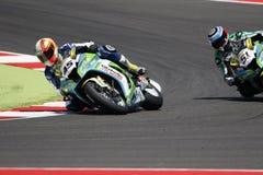 FIM Superbike World Championship - Race 2 Stock Image