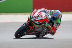 FIM Superbike World Championship - Superpole (2) Session Royalty Free Stock Images