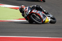FIM Superbike World Championship - Superpole (2) Session Royalty Free Stock Photography