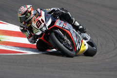 FIM Superbike World Championship - Superpole (2) Session Stock Photos