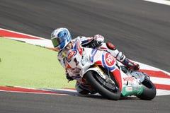 FIM Superbike World Championship - Superpole (2) Session Royalty Free Stock Image