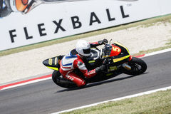 FIM Superstock 600 World Championship - Qualifying Stock Photos