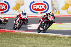 FIM Superstock 1000 World Championship - Race Stock Images