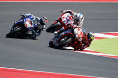 FIM Superstock 1000 World Championship - Race Stock Photo