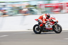 FIM Superstock 1000 World Championship - Race Royalty Free Stock Image