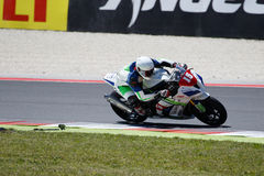 FIM Superstock 1000 World Championship - Race Royalty Free Stock Images