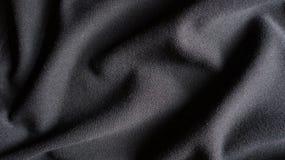 Fim tecido textura do fundo de pano do tecido de algodão acima Imagens de Stock