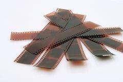 Fiml pieces Stock Images
