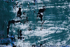 Fin abstraite de mur  Image stock