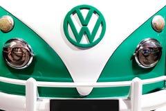 Fin avant de transporteur de monospace de cru de T1 Bulli de Volkswagen  image stock